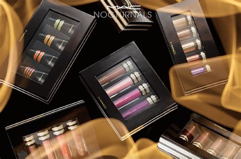 mac nocturnals holiday gift sets musings of a muse