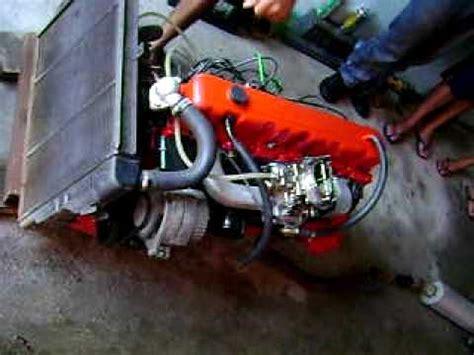 opala trov 227 o azul primeira partida do motor 6 cilindros do meu youtube