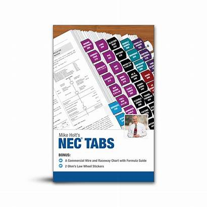 Nec Code Highlighted Tabbed Overtheroadtruckersdispatch