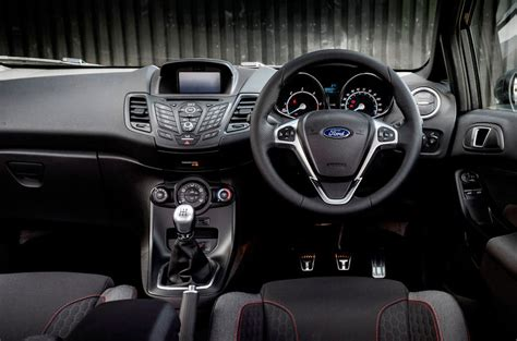ford fiesta  ecoboost  st  review review