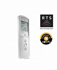 Commande Volet Roulant Somfy : t l commande telis 6 chronis rts volet direct usine ~ Farleysfitness.com Idées de Décoration