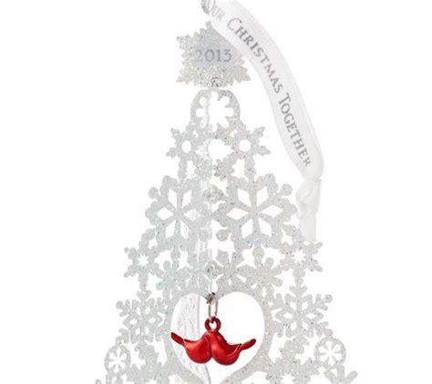 2013 our christmas together hallmark christmas ornament