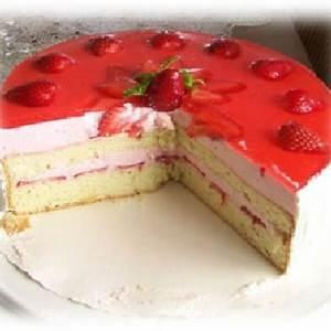 Torte Mit Frischkäse : erdbeer frischk se torte rezept k cheng tter ~ Lizthompson.info Haus und Dekorationen