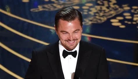 2016 oscar best actor winner leonardo dicaprio is the 2016 oscar winner for best actor