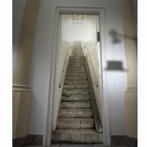 Deco Porte Interieure En Trompe L Oeil : trompe l 39 oeil porte achat vente trompe l 39 oeil koziel escalier de m tro ~ Carolinahurricanesstore.com Idées de Décoration