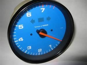 porsche dials colour guages reap automotive design