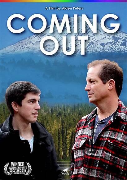 Coming Gay Dvd Closet Alden Peters Poster