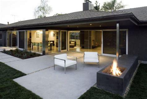 Backyard Cement Ideas by 60 Concrete Patio Ideas Unique Backyard Retreats