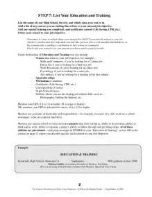 What To Add Education On A Resume by Resume Building For