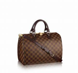Louis Vuitton Speedy 30 Handbag Review – Handbag Reviews
