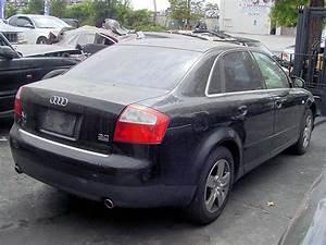 2002 Audi A4 3 0 Quattro Parts Car