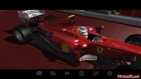 Here is ferrari virtual academy 2010 formula simulator by ind. Ferrari Virtual Academy 2010 - Mini Review | VirtualR.net - 100% Independent Sim Racing News