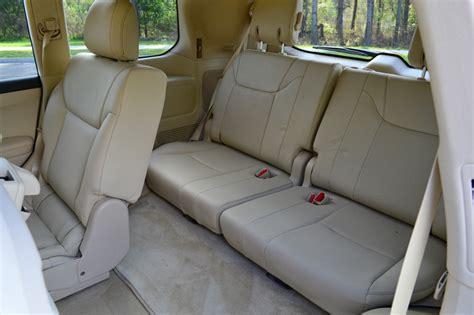 lexus suv with 3rd row seat autos post
