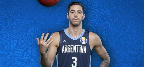 luca vildoza args profile fiba basketball world cup