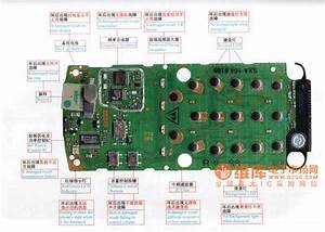 Ericsson T18 Mobile Phone Maintenance Circuit Diagram