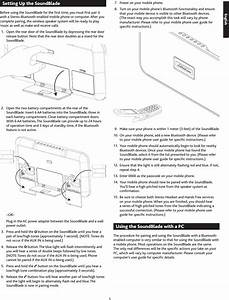 Altec Lansing Imt525 Bluetooth Speaker User Manual