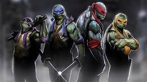 Teenage Mutant Ninja Turtles Wallpaper HD | HD Wallpapers