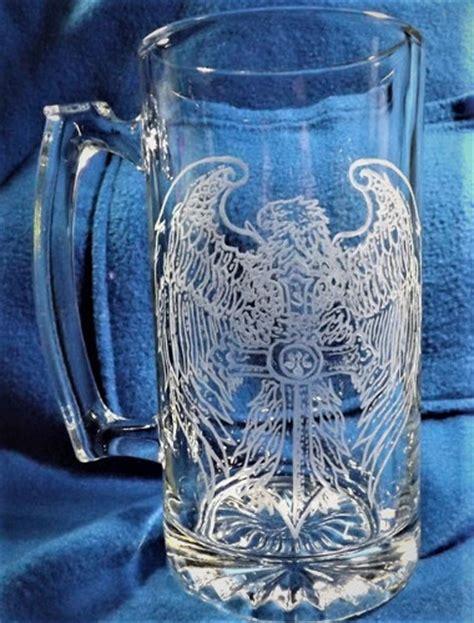 dremel etchings  mugs  eagles celtic cross