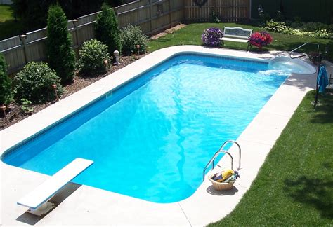 Rectangle Swimming Pool Kits From Pool Warehouse