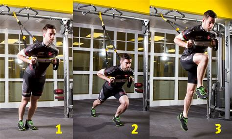 trx training indoor core workouts  moves  practise