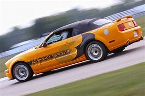"""2011 Ford Mustang GT-4T """"Mango Tango"""" By Kenny Brown 