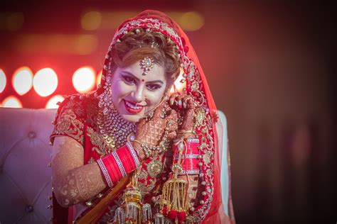 Candid Wedding Photographers In Delhi, India