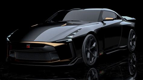 Wallpaper Nissan Gt-r50 Italdesign Concept, 2018 Cars, 4k