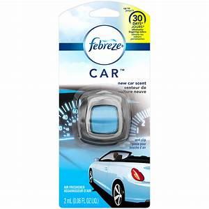 037000826156 UPC - Febreze Car Vent Clips New Car Air ...