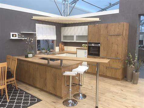 Küche Mit Holz by Bauformat Musterk 252 Che Moderne K 252 Che Mit Holz Und