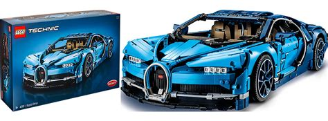 I wanted to see how this huge car performs with 2 l motors, a. LEGO 42083 Bugatti Chiron | LEGO TECHNIC | Online kaufen bei Modellbau Härtle