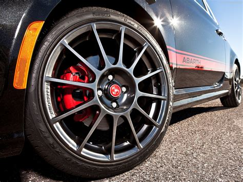 Fiat 500 Wheels by Fiat 500 Abarth Picture 120 Of 137 Wheels Rims My