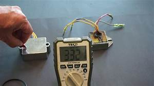 How To Test Rectifier Outboard
