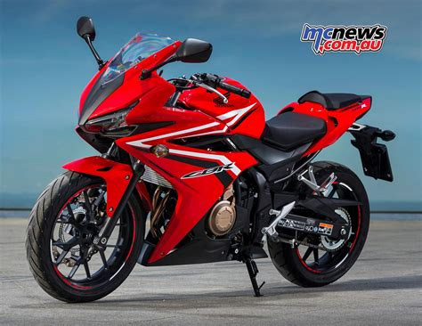 how to build a bar free on road costs with honda cbr500r mcnews com au