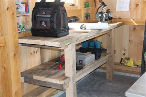 Alternative Kitchen Cabinet Ideas - build the perfect workbench extreme how to