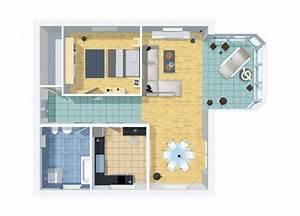 Grundriss Bungalow 100 Qm : grundriss bungalow barrierefrei 100 qm 2 zimmer wilms haus ~ Frokenaadalensverden.com Haus und Dekorationen