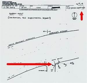 Factual Diagram Of Paul Walker U0026 39 S Death Car Crash On Hercul