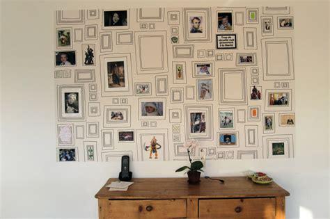 cadre chambre ado que faire avec du papier peint papier peint journal
