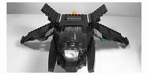 LEGO Ideas - lego Batman Arkham Origins batwing smash up