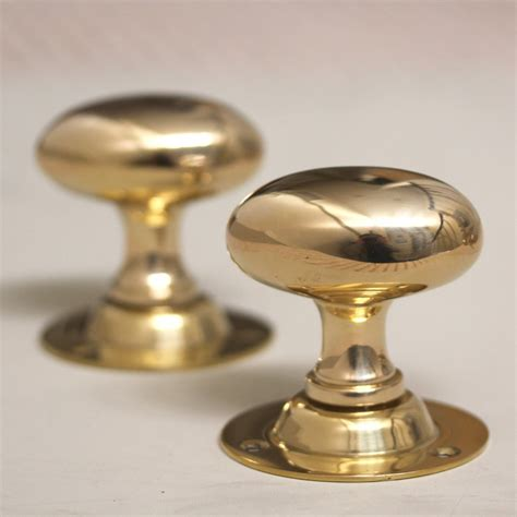 antique brass door knobs oval brass door knobs antique style
