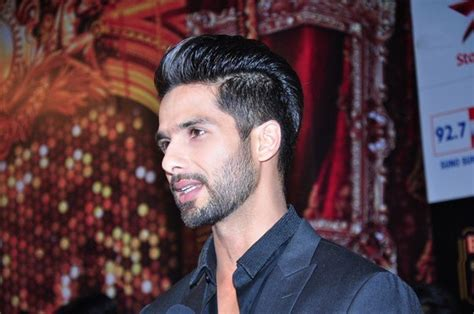 latest shahid kapoor hairstyle names  pictures