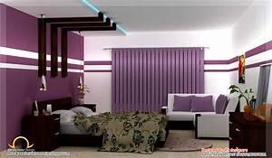 Decor Interior Design : beautiful 3d interior designs kerala home design and floor plans ~ Indierocktalk.com Haus und Dekorationen
