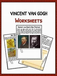 Vincent Van Gogh Facts  Information  U0026 Worksheets For Kids