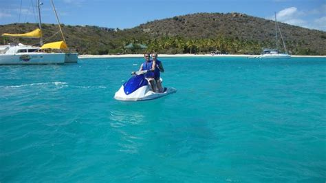 Boat Rentals With Tubing Near Me by Saba Rock Picture Of Blue Water Sports And Jet Ski