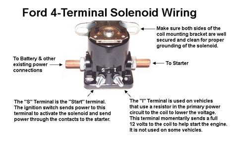 Solenoid Ford Truck Enthusiasts Forums