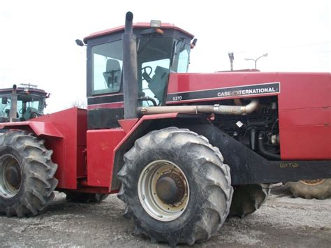 Case 9270 Salvage Tractor At Bootheel Tractor Parts