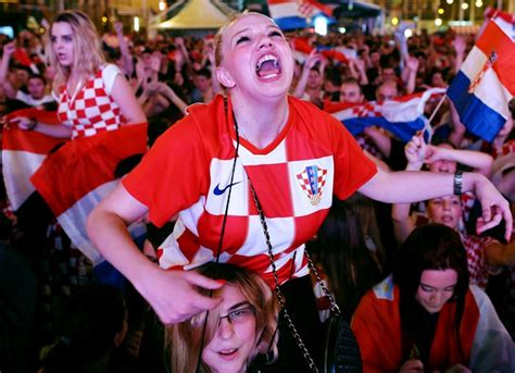 When Croatia Shocked Messi Maradona The Rest