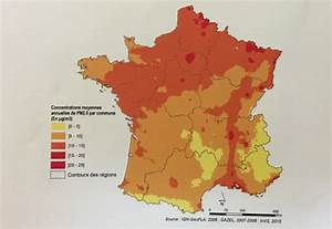 Carte France Pollution : la pollution de l air responsable de morts par an en france ~ Medecine-chirurgie-esthetiques.com Avis de Voitures