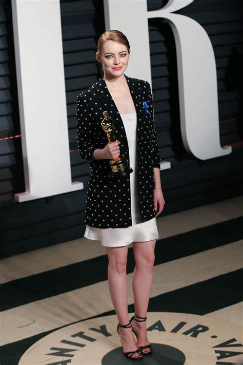 emma stone wins  actress    oscars