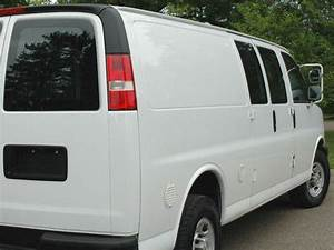 Sell Used Chevy Express Fleet Serviced Cargo Van In Butler  Pennsylvania  United States