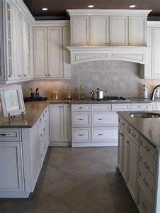 antique white with pewter glaze for the home pinterest With kitchen colors with white cabinets with bathtub wall art